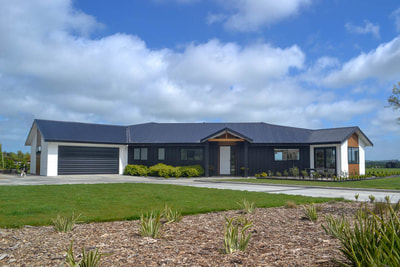 Feilding new home